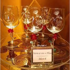 disneyland paris enchanted rose wine glasses popsugar food