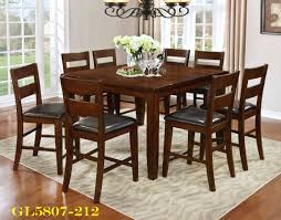 montreal furniture counter height dining sets at mvqc
