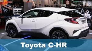 toyota c hr interior youtube