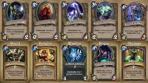 hearthstone android hearthstone curse of naxxramas review android ios mac pc