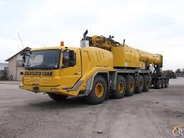 2011 grove gmk 5165 crane for in dallas texas on cranenetwork com