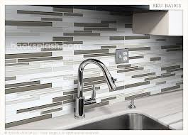 Gray Glass Kitchen Tiles DAY MONEY BACK GUARANTEE NO - Gray backsplash tile