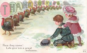 vintage thanksgiving postcards 44 best vintage postcards images on pinterest vintage postcards