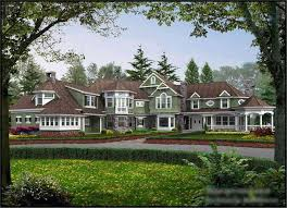 style mansions shingle style house plans a home design with new roots