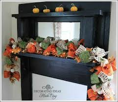 22 ways to use burlap to decorate your home this fall
