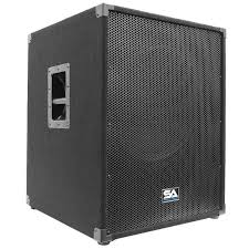 seismic audio pro audio speaker equipment pa speakers dj gear