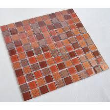 Backsplash Tile Cheap by Glass Mosaic Sheet Tile Wall Stickers Kitchen Backsplash Tile