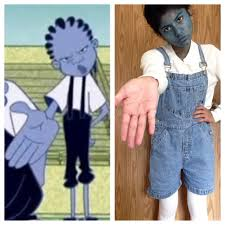 quick u0026 easy diy halloween costume the gross sisters from proud