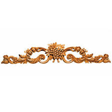 wooden scrolls for cabinets onlays accent your cabinets valances and woodwork with our wooden