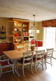 Country Style Dining Room Table 13 Cozy And Inviting Country Style Dining Rooms