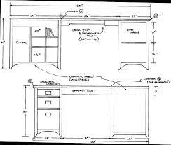 100 executive desk plans techni mobili rta 8211 computer