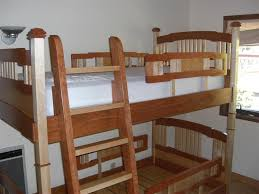 Coolest Bunk Bed Awesome Bunk Bed Project Of The Week The Wood Whisperer