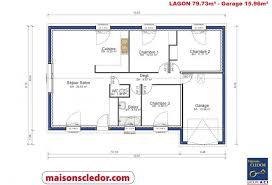 surface chambre lagon maisons cledor constructeur de maisons individuelles