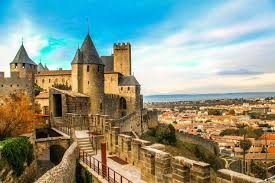 carcassonne cycle carcassonne to the coast macs adventure