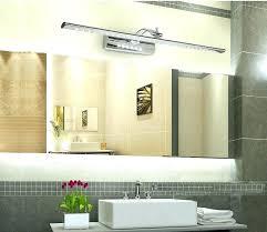 Led Vanity Lights Led Bathroom Light Fixtures Creative Of Led Vanity Light Bar Led
