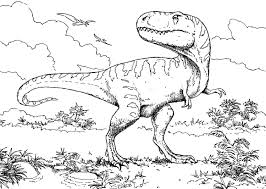 t rex coloring page t rex coloring pages for kids archives best
