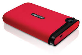 Rugged Hard Drive Enclosure Transcend Introduces Shock Resistant Portable Hdd Techspot
