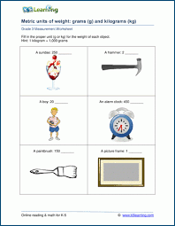 grade 3 measurement worksheets free u0026 printable k5 learning