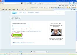 great you u0027ve downloaded skype now you just have to create your