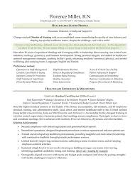 New Nurse Resume Examples by Resume For Rn Template Billybullock Us