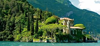 Grand Hotel On Lake Como by Grand Hotel On Lake Como Italy Jules Verne