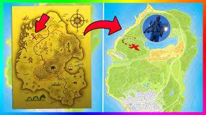 Real Treasure Maps Gta 5 Secret Treasure Map Jetpack Mentioned In Gta Online As