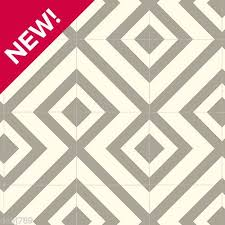 grey and white geometric vinyl flooring bubblegum 2 3 and 4m width