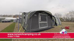 Sunncamp 390 Porch Awning Sunncamp Advanced Air 390 Awning 2016 Youtube