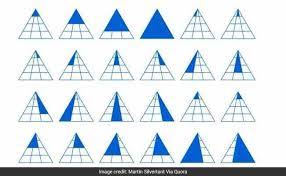 How How Many Triangles Do You See This Quiz Is Currently Baffling