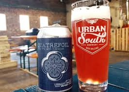 beer buzz urban south brewery debuts quatrefoil sour ipa beer