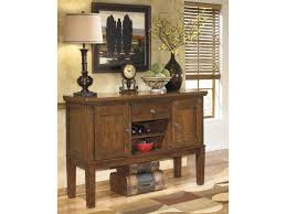 signature design by ashley ralene casual dining room server with