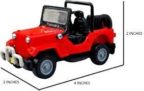 red toy jeep centy mahindra classic jeep ct 026 mahindra classic jeep ct 026