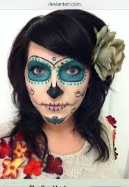 Dead Halloween Costumes 119 Makeup Muertos Images Halloween