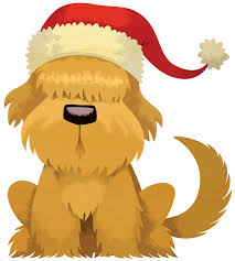 christmas clipart dogs clipart collection christmas dog