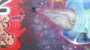 Murial by Cirkes Party Graffitti Murial Youtube