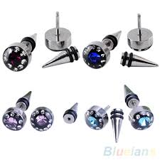 cool earrings for men cool earrings studs beautify themselves with earrings
