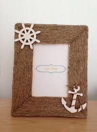 Photo Frame Ideas Best 25 Nautical Picture Frames Ideas On Pinterest Nautical