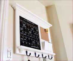 kitchen room message center organizer chalkboard bulletin board