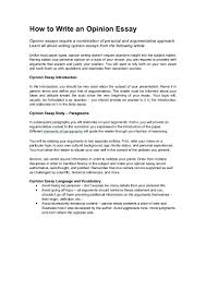 how to write a paper presentation how to write an opinion essay