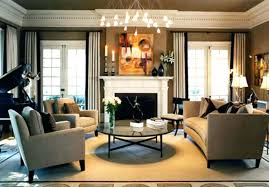 decor ideas for living room based on shape decorations simple