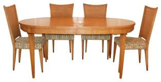 Mid Century Dining Room Chairs by Mid Century John Widdicomb Dining Table 6 Chairs 6 000 Est