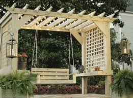 Swing Arbor Plans 51 Diy Pergola Plans U0026 Ideas You Can Build In Your Garden Free