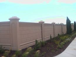 Unique Wall Fence Designs Ideas With Walls And Fences As Design - Brick wall fence designs