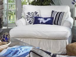 sofas center slipcovered sofa bench seat style slipcover