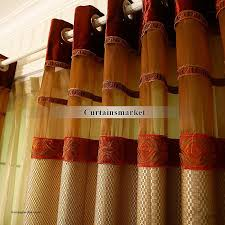 Orange And Brown Curtains Curtains Burnt Orange And Brown Shower Curtain Fresh Orange And