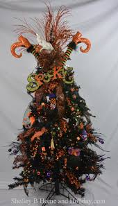 halloween city shop online shelley b decorated tree halloween with ghost topper more styles