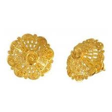 gold earrings tops 22k gold tops page 2 collection of 22k gold tops earri