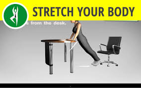 Office Exercises At Your Desk Office Exercise Routine Total Abs Exercise And Arms