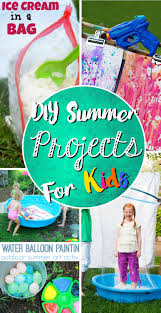 best 29 diy summer projects for kids u2013 cute diy projects