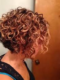 is stacked hair cut still in fashion older women with curly stacked bob yahoo image search results